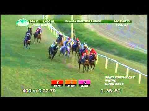Vidéo de la course PMU PREMIO NAUTICA LANGE