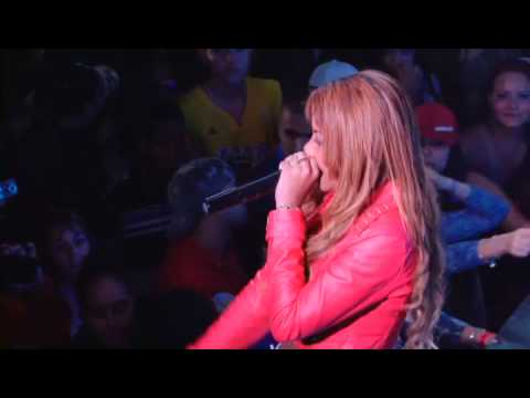 Mc Ludmilla (ex-Mc Beyonce) - DVD da Nivel A
