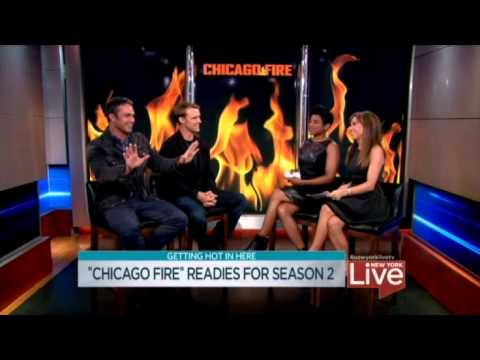 Turning Up The Heat - NBC New York
