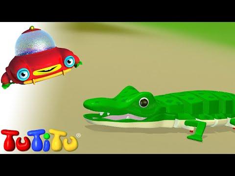 TuTiTu Crocodilo