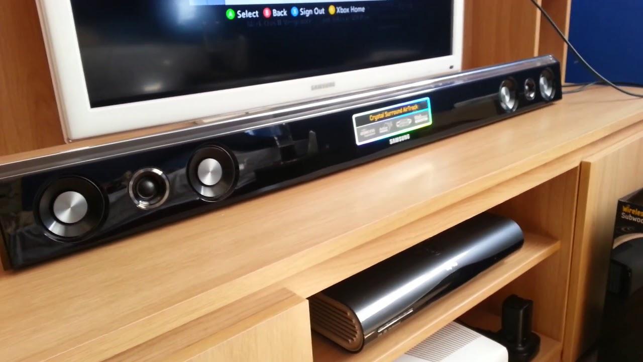 samsung hw c450 hw c451 youtube. Black Bedroom Furniture Sets. Home Design Ideas