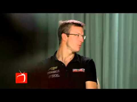Verizon Indy Car Series Driver Sebastian Bourdais - Firestone 600