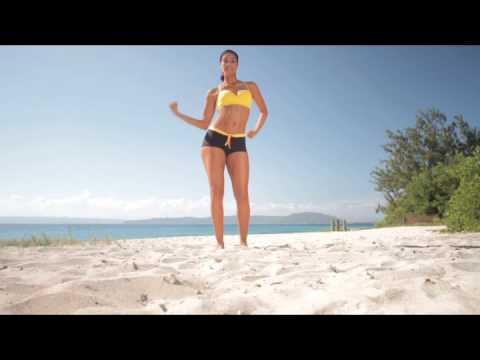 Beach Bubbla - In The Dance Fitness Jamaica
