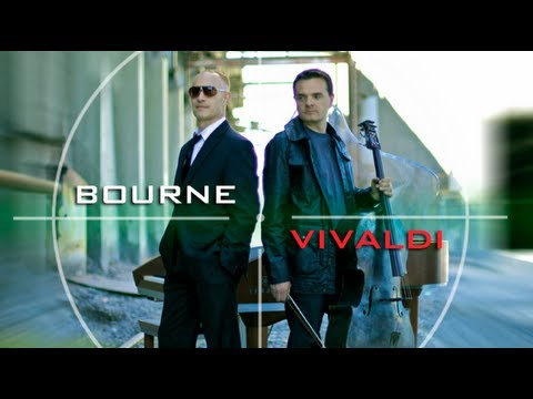 Code Name Vivaldi (Bourne Soundtrack/Vivaldi Double Cello Concerto) - ThePianoGuys, Get our brand new album on Amazon: http://amzn.to/QoFwML (please leave a review) Order this album on iTunes: http://bit.ly/Xa3oYo Download the MP3 single of ...