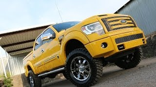 2014 F150 Tonka Edition By Tuscany