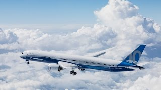 Boeing 787-10 Dreamliner Completes First Flight