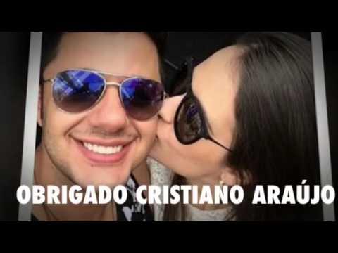 Musica nova Cristiano Araujo 2015 - Emocionante #prasemprecristianoaraujo
