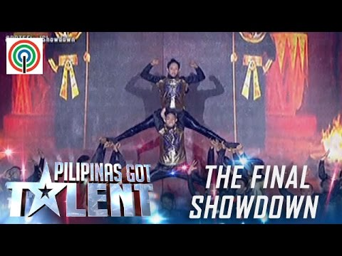 Pilipinas Got Talent Season 5 Live Finale: Crossover Family - Hiphop Dance Group