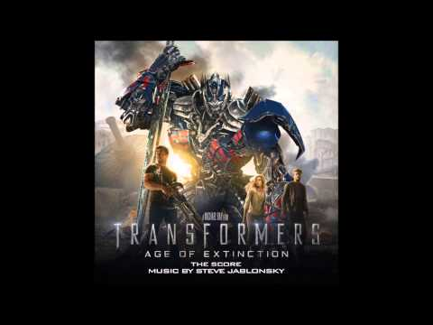 Dinobot Charge (Transformers: Age of Extinction Score)