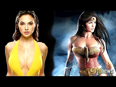 Gal Gadot Is WONDER WOMAN (Superman vs Batman) Worst Casting Ever?!  - WNM #60