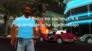 Trucos Para Gta Vice City (psp)