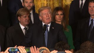 Trump: Govt Standing with People of California