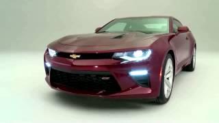 Novo Camaro ganha motor V8 mais potente e renovada o visual