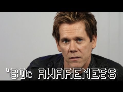 Kevin Bacon Explains the '80s to Millennials...
