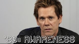 Kevin Bacon Explains The '80s To Millennials Mashable