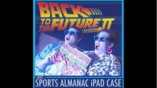 80's Back To The Future IPad Case Commercial