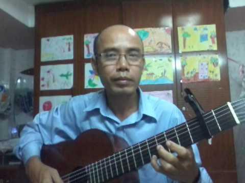 Cây đàn bỏ quên  (Phạm Duy ) guitar cover Bao Hoang