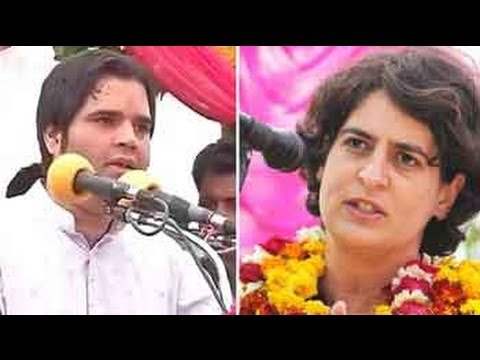 Betrayal of family by Varun: Priyanka Gandhi