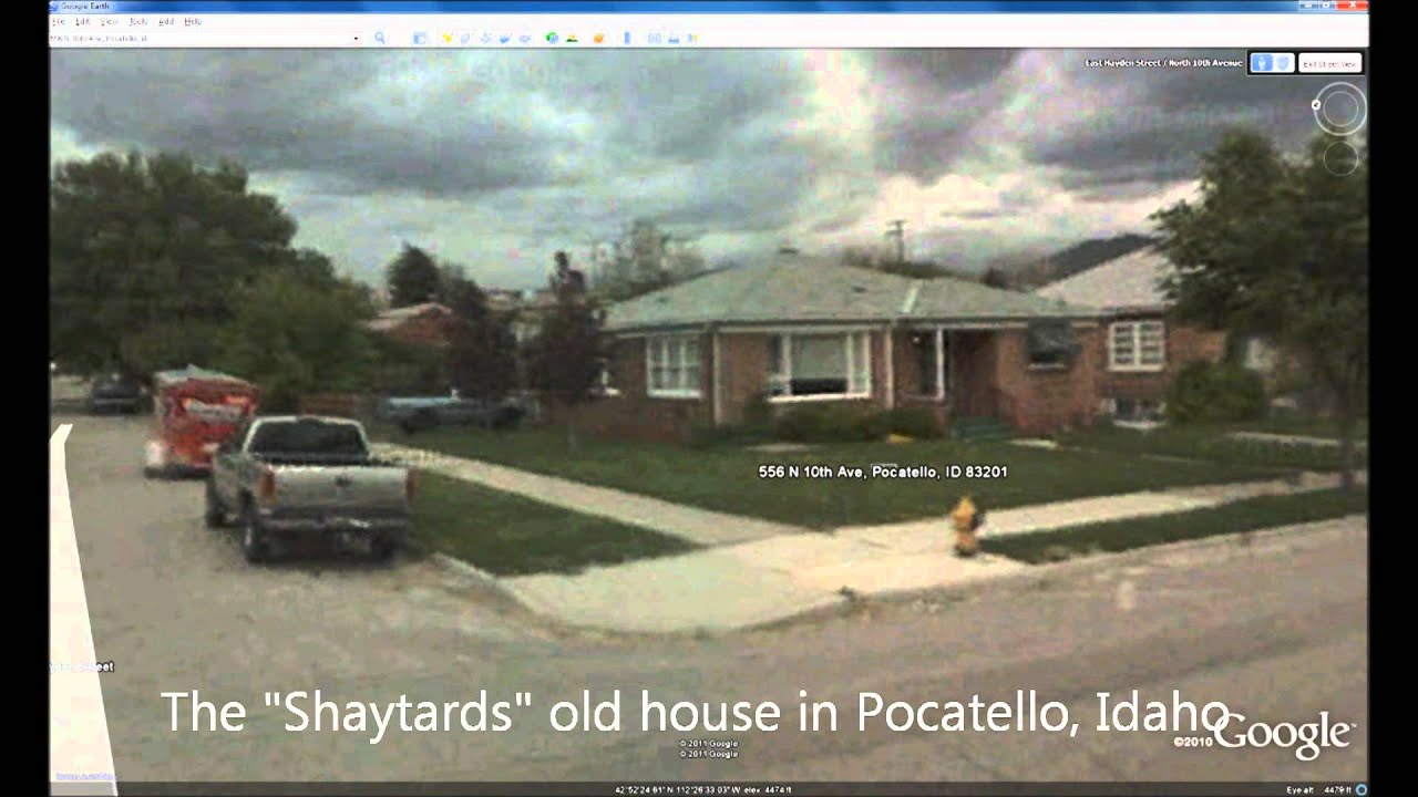 shaytards old house in idaho youtube