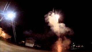 fireworks fail on canada day (last year)