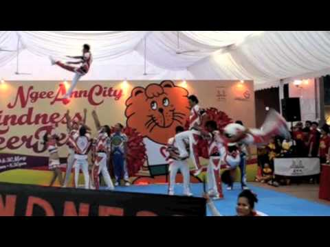 Egyptian AllStars Cheerleading (EAS) recruitment