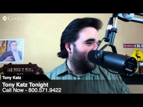 Tony Katz Tonight Radio - 1/14/14 - Iran, Obama's Inner Child and Guest Phil Kerpen