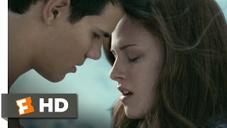 The Twilight Saga: Eclipse (8/11) Movie CLIP Jacob Kiss