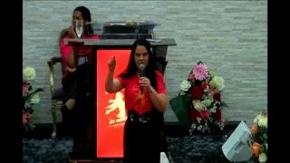 Igreja Visão Missionária – 2º ENCONTRO INTERNACIONAL DE MULHERES – Miss. Roseli da Rosa