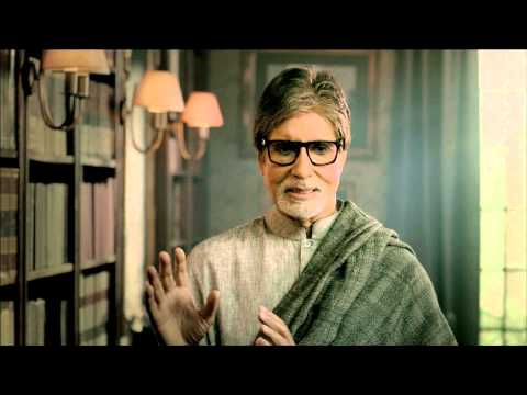 Amitabh Bachchan in Binani Cement 2013 latest...