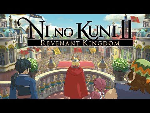 Bandai Nakomo Games Ni No Kuni II: Revenant Kingdom PS4