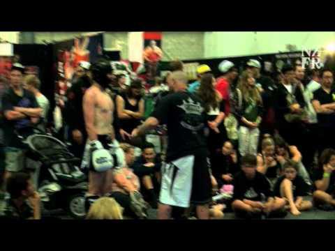 New Zealand Fight Report: Aotearoa MMA Expo November 2012