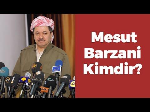 Mesut Barzani kimdir