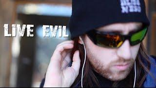 THRONE OF VENGEANCE - Live Evil