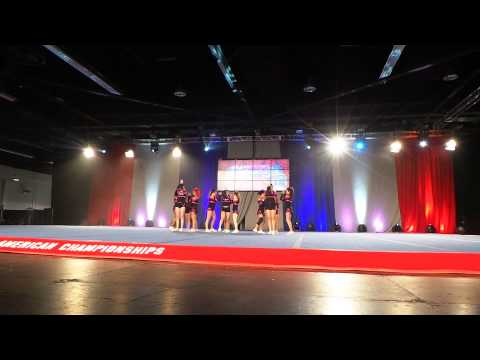 VEA Senior 2 - Nationals 2014