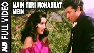 Main Teri Mohabbat Mein - Tridev | Sunny Deol, Madhuri Dixit