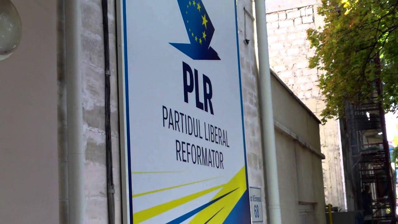 Protest HP la sediul PLR: LIBERTATE LUI VLADIMIR DUPLINSCHI!