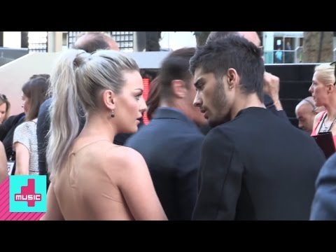 Zayn and Perrie | One Direction: This Is Us Premiere