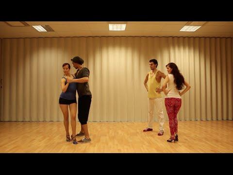 Inside The Dance Studio VOL.3__Nemanja&Laura VS Nemanja&Laura - Ghetto Zouk & Kizomba