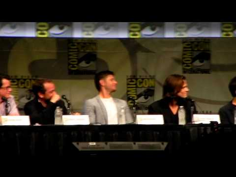 Comic Con 2012 Supernatural Panel Clip 2