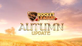 Rocket League - Autumn Update Trailer