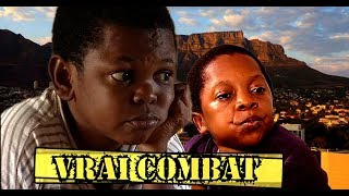 Vrai Combat 1, Nigerian Movie In French, Film Nigérian En