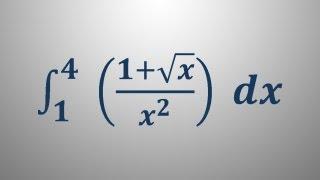 Določeni integral 7