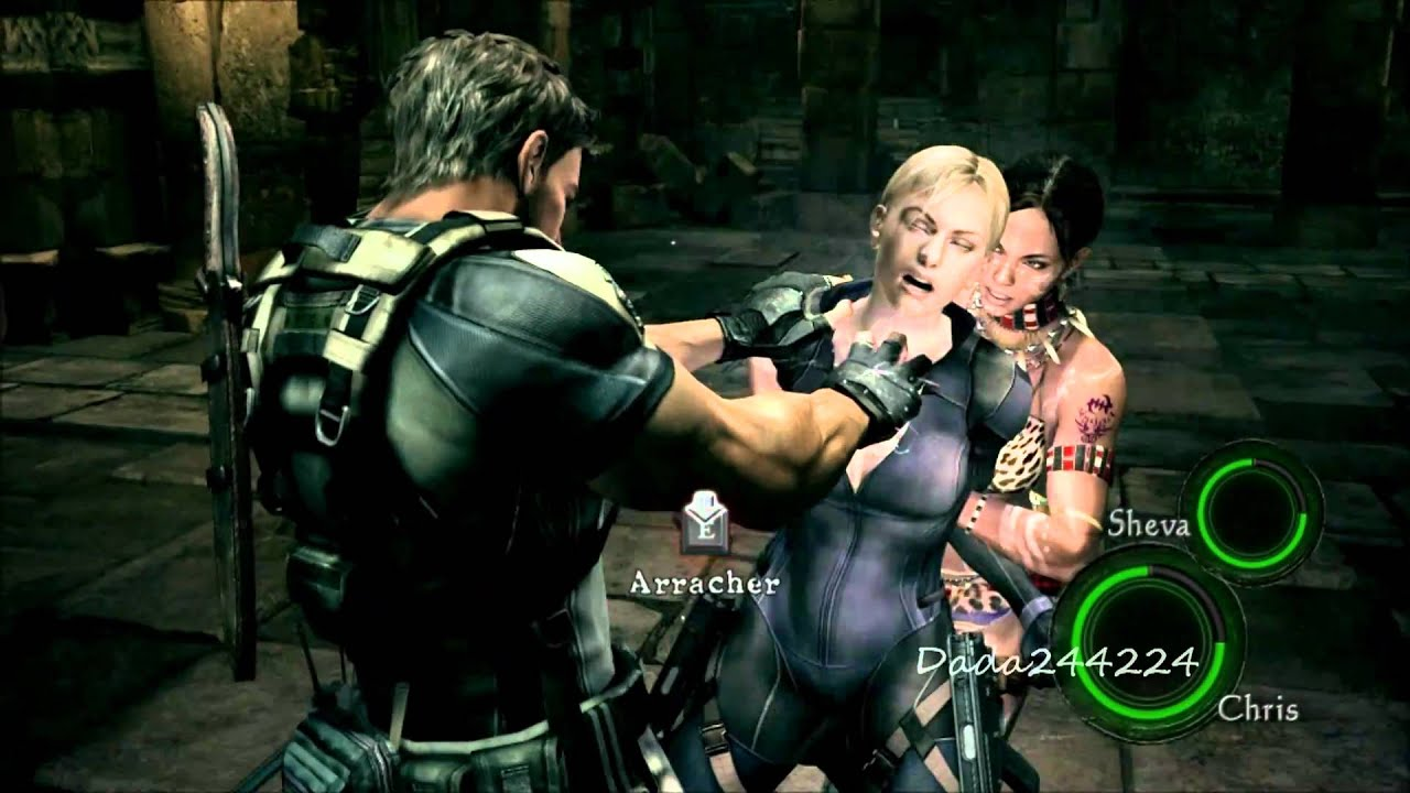 Resident evil 5 pron images erotica pussies