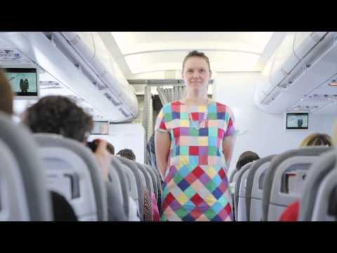 World´s first keynote on flight | Finnair
