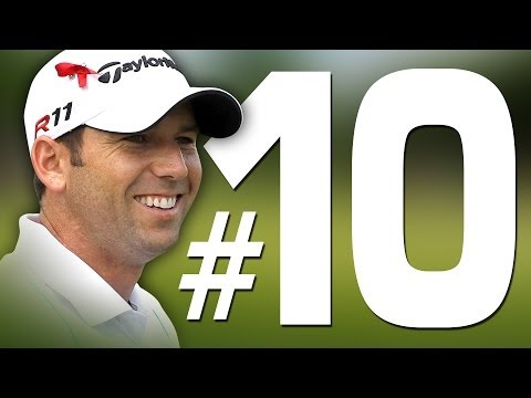 Sergio Garcia's crazy shot from tree is No. 10 Moment of 2013