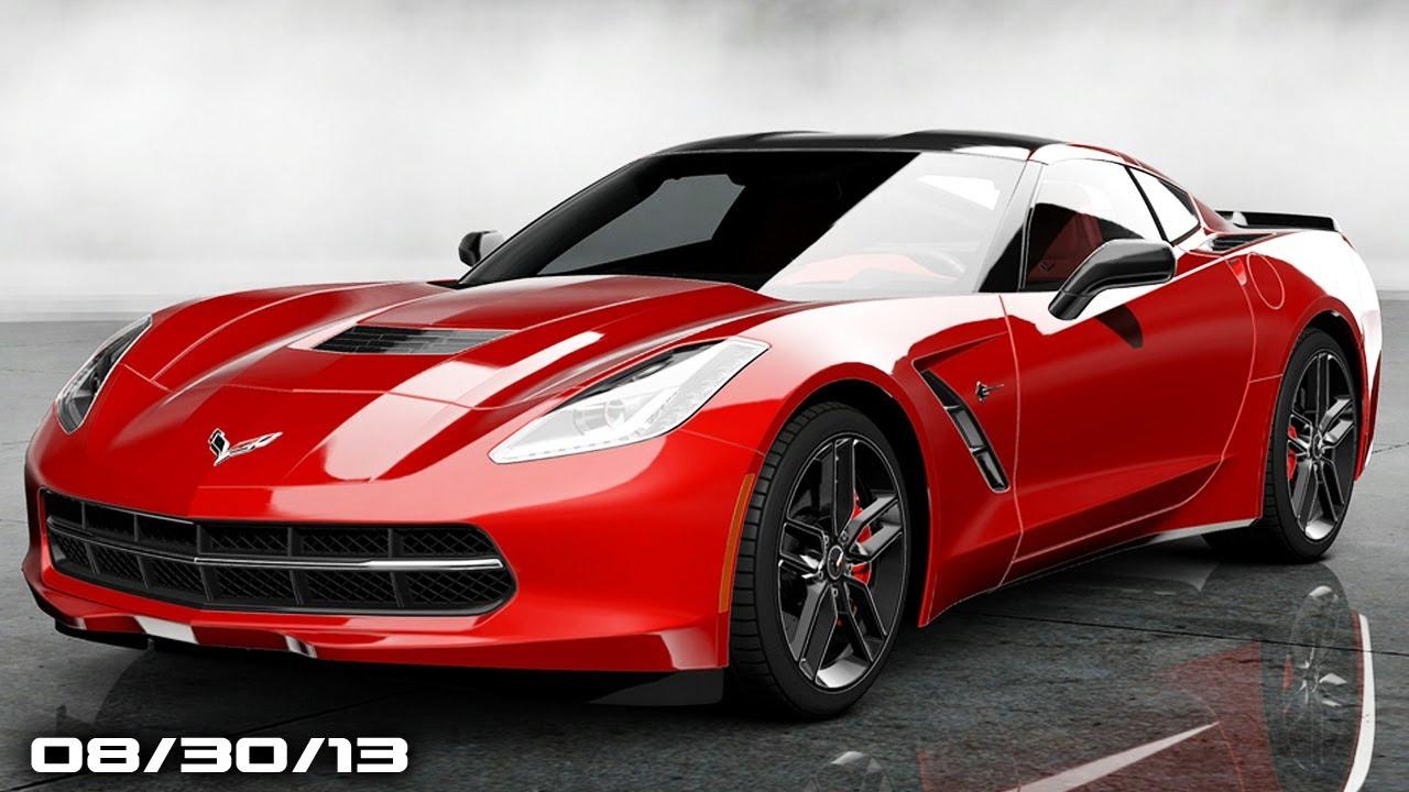 2015 Corvette Z07