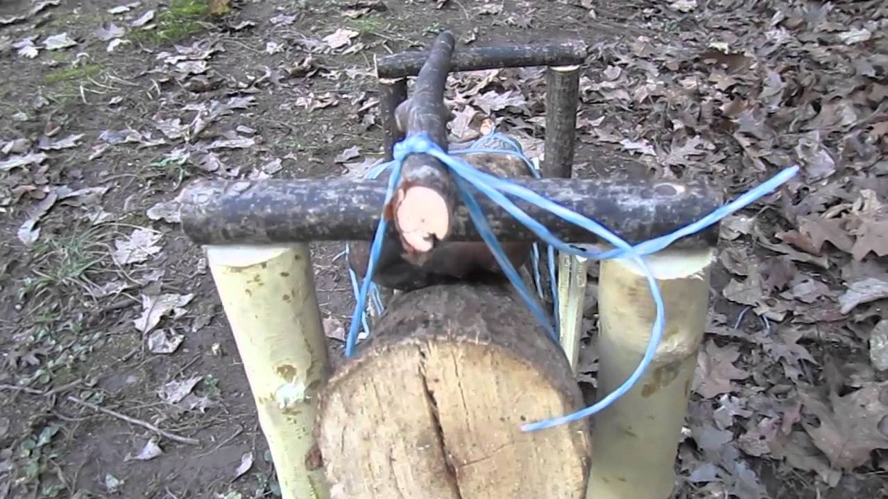 how to make a deadfall trap osrs