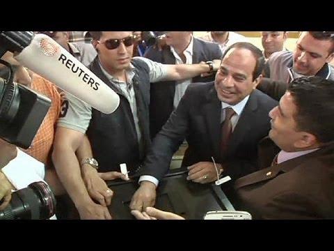 Présidentielle egyptienne, Abdel Fattah al-Sissi donné largement favori