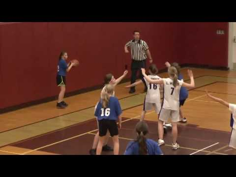 Rouses Point - Mooers 5&6 Girls 3-26-11