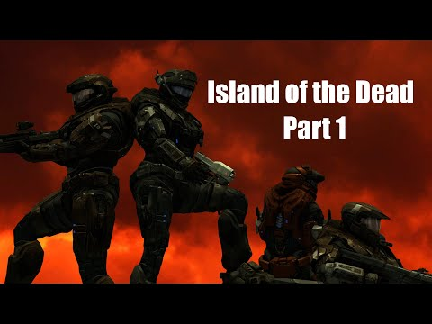 Island of the Dead: Part 1 (Halo Reach Zombie Machinima)